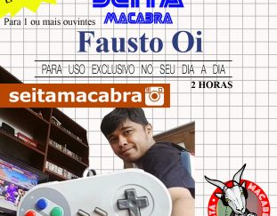Seita #020 – Fausto Oi in the Miracle World e o Clube dos Games Retrô